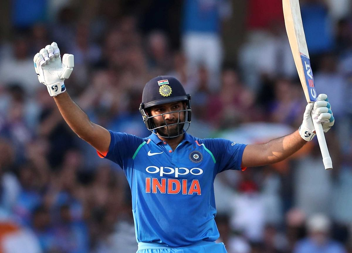"""I'm Trying To Stay In The Present"": Rohit Tells Interviewer Kohli"