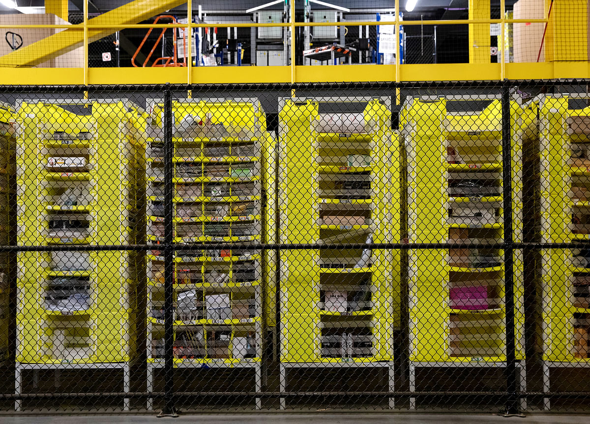 Amazon's Not Facebook, So Tech Investors Exhale
