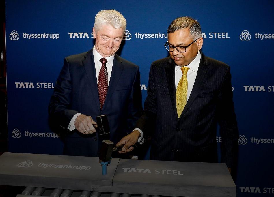 Thyssenkrupp-Tata Venture Becomes Vestager's Sixth Deal Veto