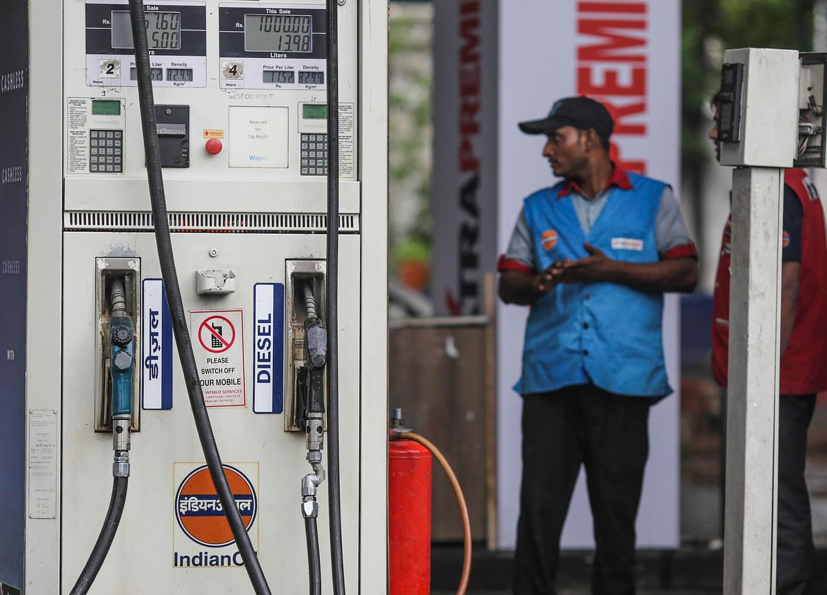 India's Oil Consumption For August Lowest Since Nine Months
