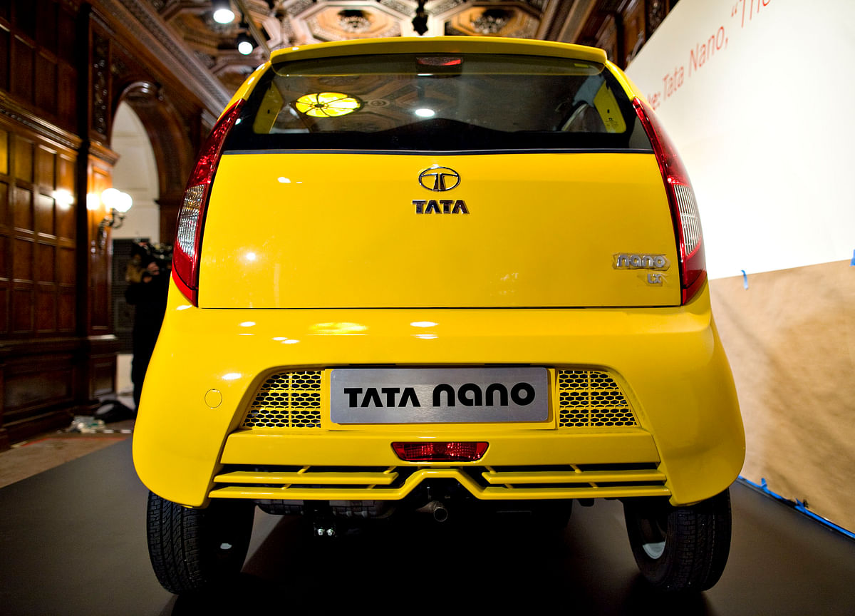 No Tata Nano Production In First Nine Months Of 2019, Just One Unit Sold