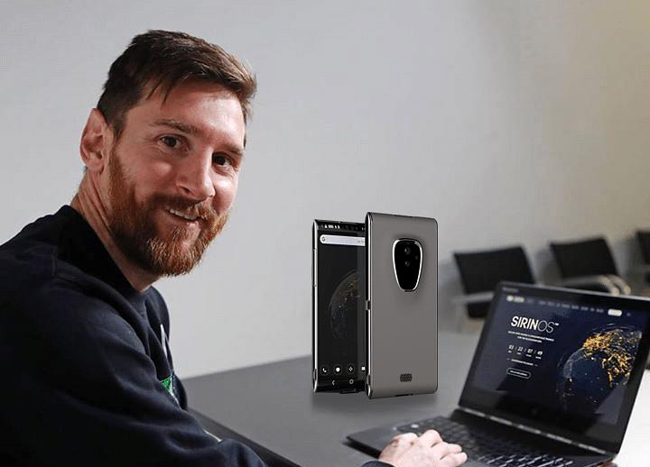 Startup Street: Lionel Messi-Endorsed Startup Launches Blockchain Smartphone
