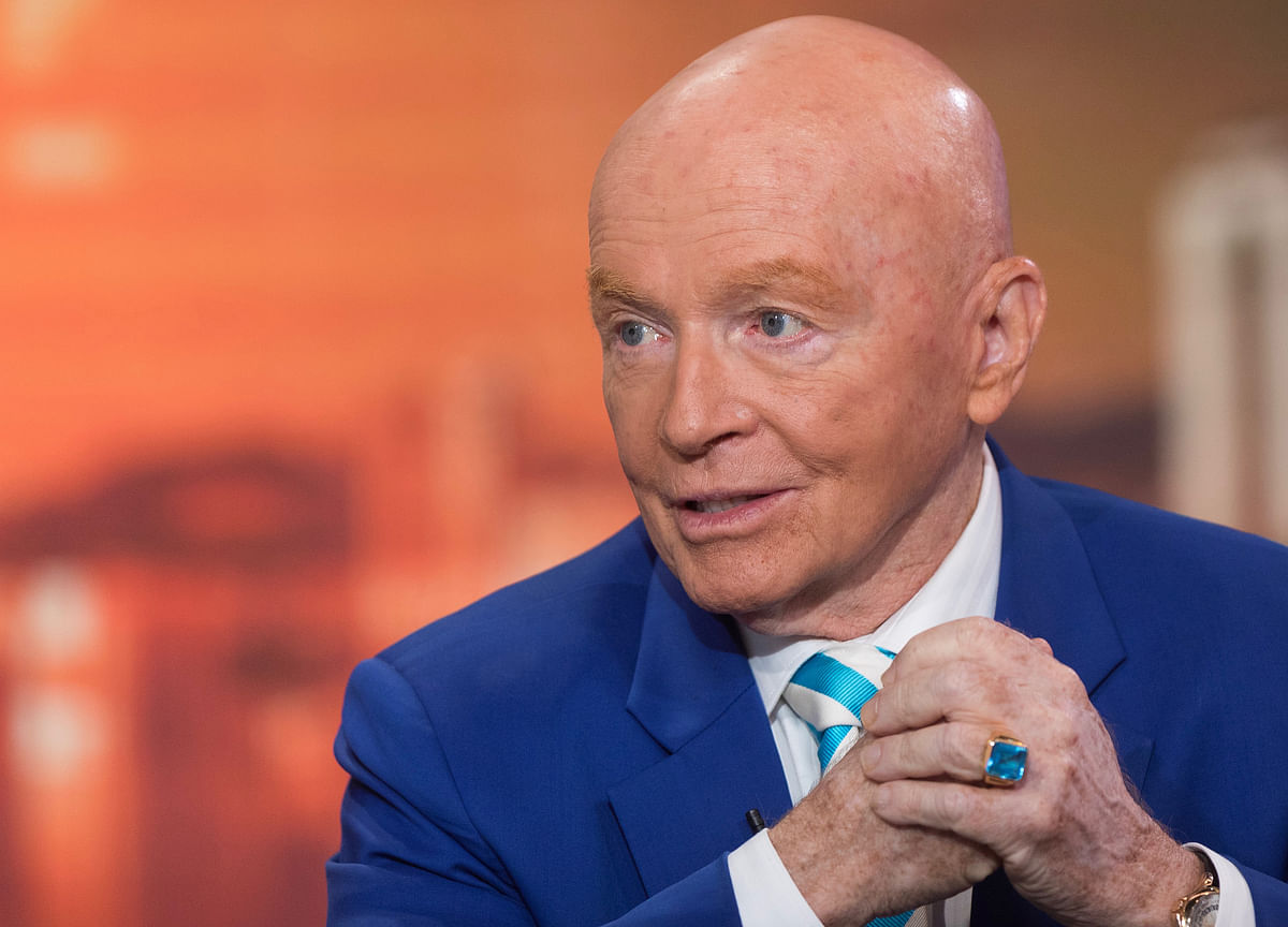 How Markets Move Ahead Depends On Severity Of Covid-19's Second Wave, Says Mark Mobius
