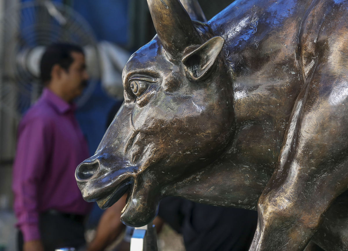 Sensex, Nifty End At Record Highs On Strong Earnings Momentum