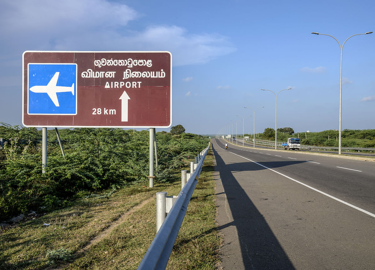Sri Lanka Hopes India Will Take Stake in Airport With No Flights