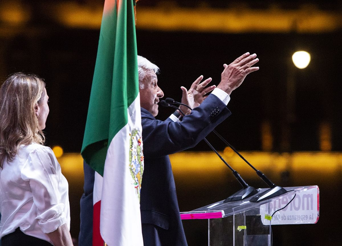 AMLO Wins Big and All Eyes Turn to Battle for Mexico's Congress