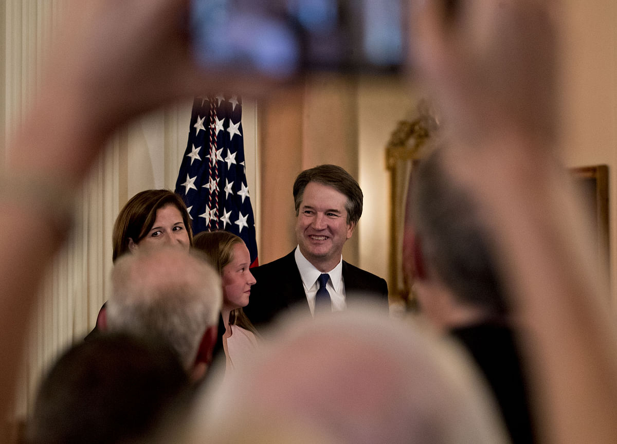 Kavanaugh Wins Collins and Manchin's Votes, Ensuring Confirmation