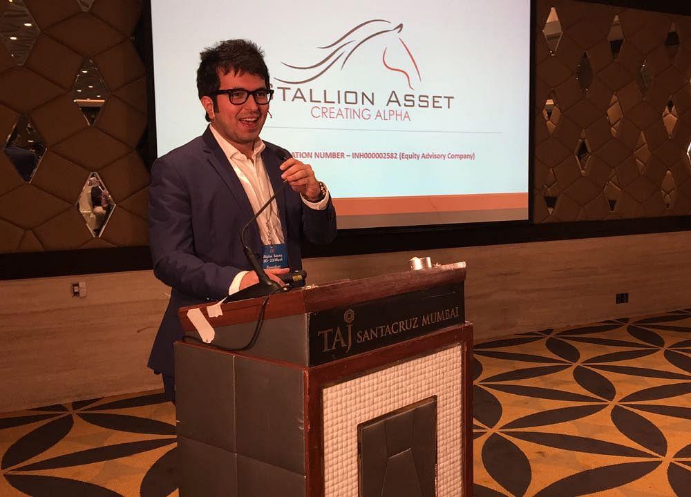 Alpha Ideas 20-20: Why Stallion Asset's Amit Jeswani Is Betting On Edelweiss
