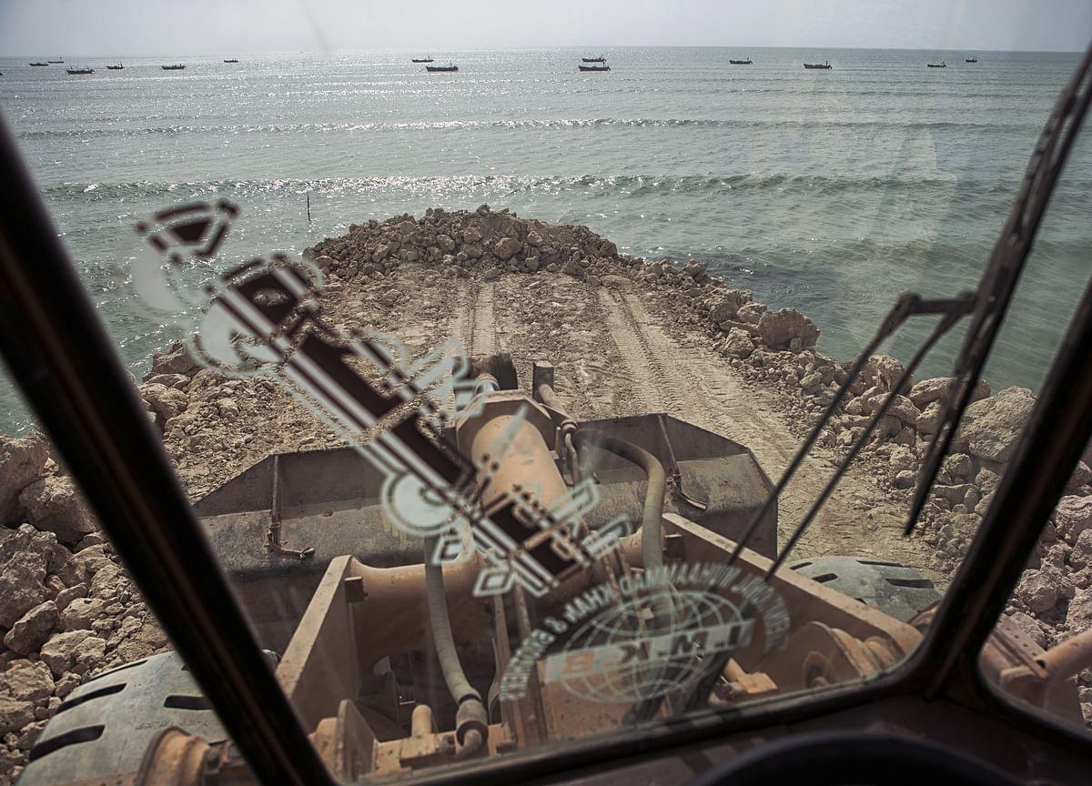China's Silk Road Isn't So Smooth