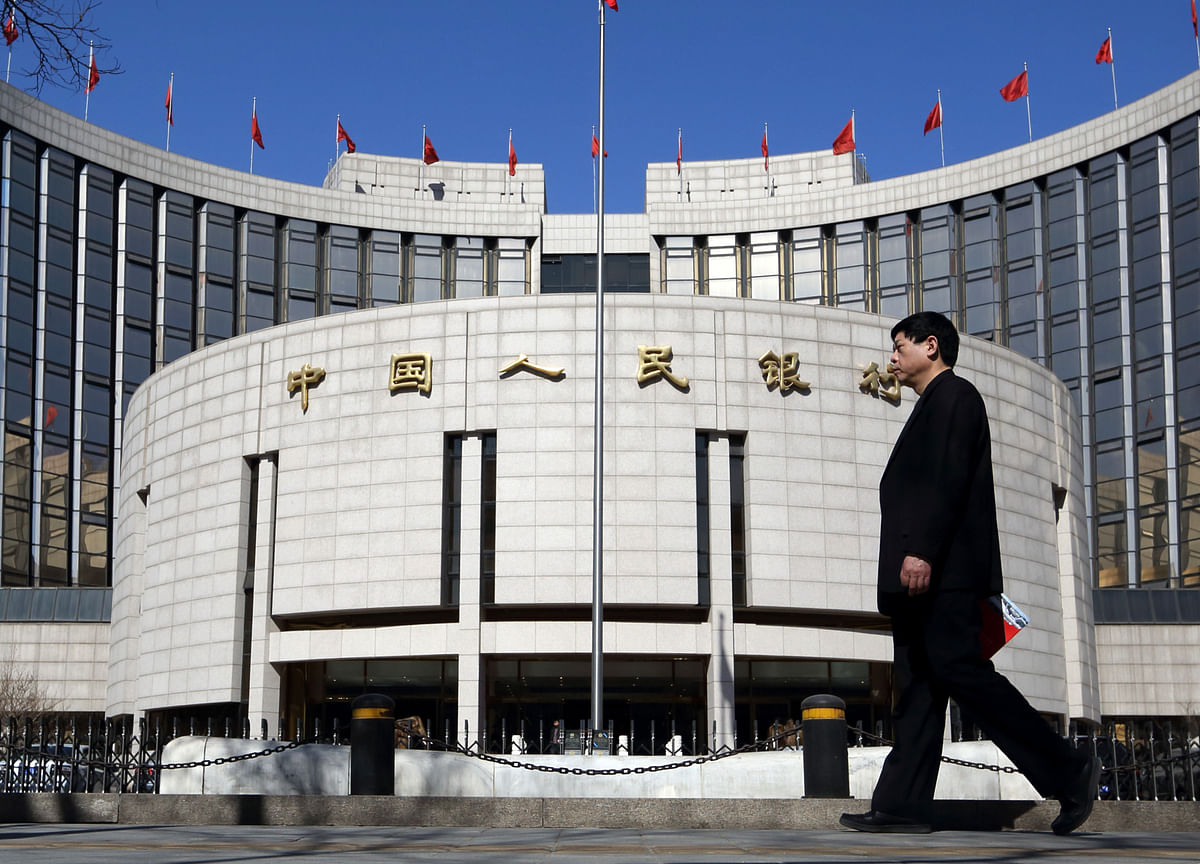 China Hints at Pullback From Debt Crackdown as Markets Slide