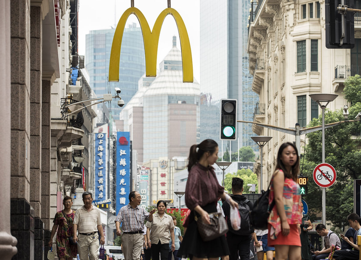 McDonald's, Starbucks Close Some China Stores on Virus