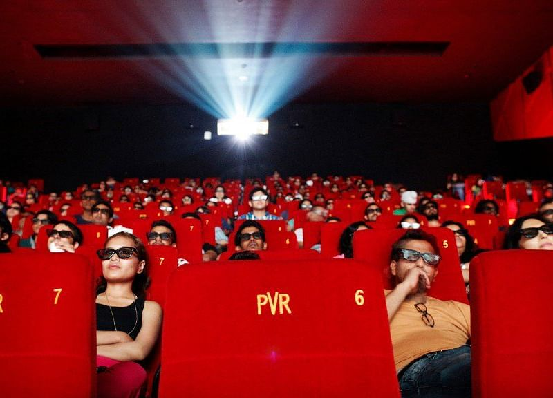 Indians Are Going to the Movies to Escape Slowing Economy, Cinema Owner Says