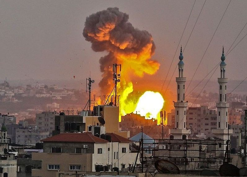 Why Hamas Starts Wars It Always Loses