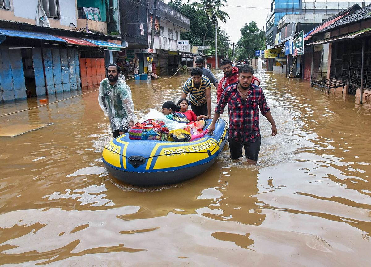Expedite Claim Settlements In Flood-Hit Areas, Finance Ministry Tells Insurers