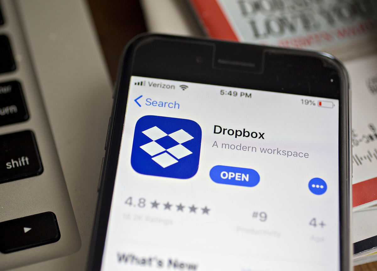 Dropbox Falls as COO Resignation Overshadows Earnings Beat