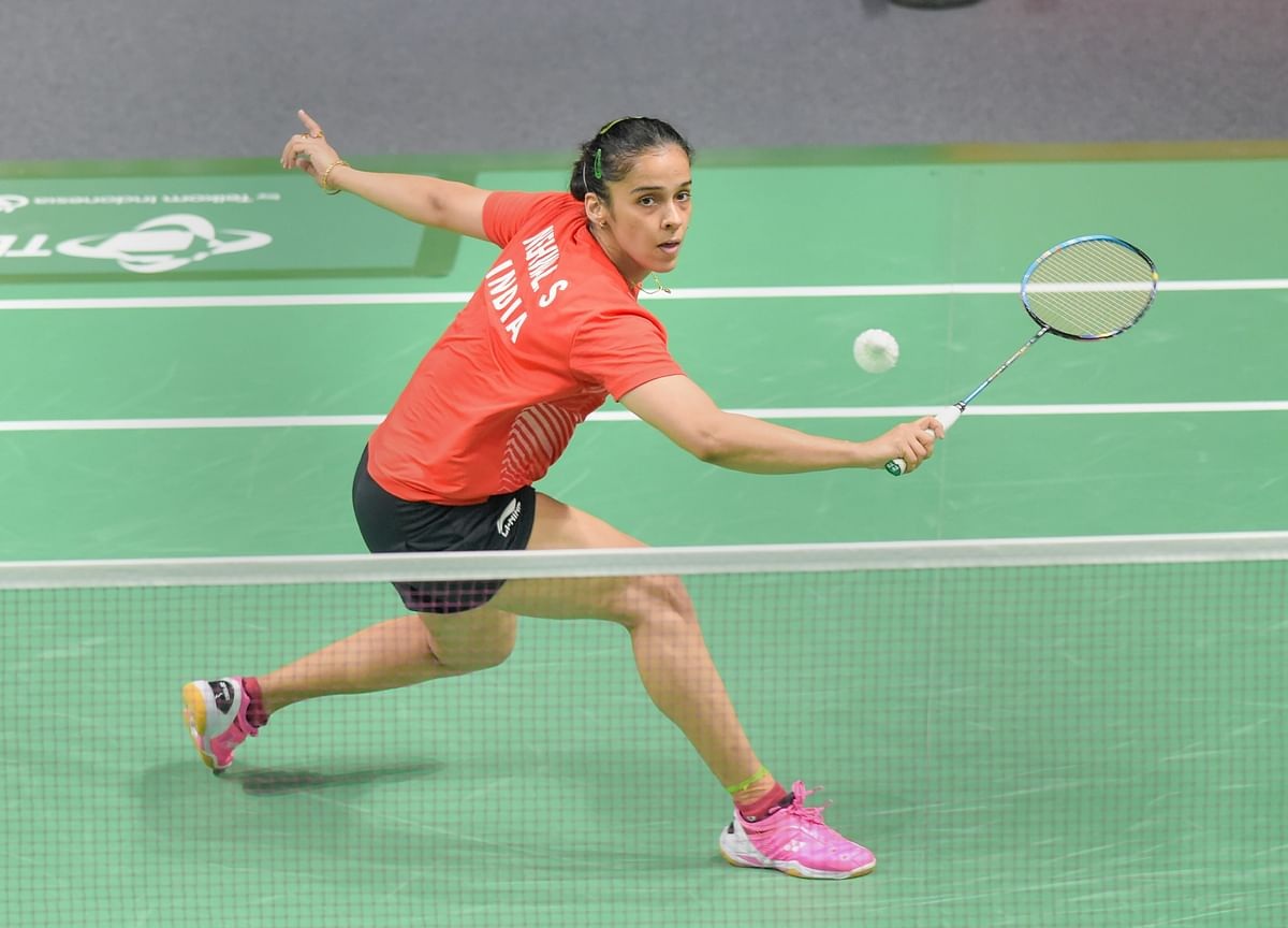 Asian Games 2018: Saina Settles For Bronze After Losing To Tzu Ying