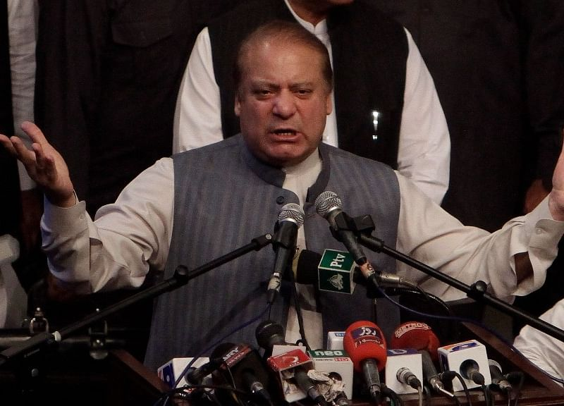 Pakistan Court Suspends Ex-Premier Sharif's Graft Conviction