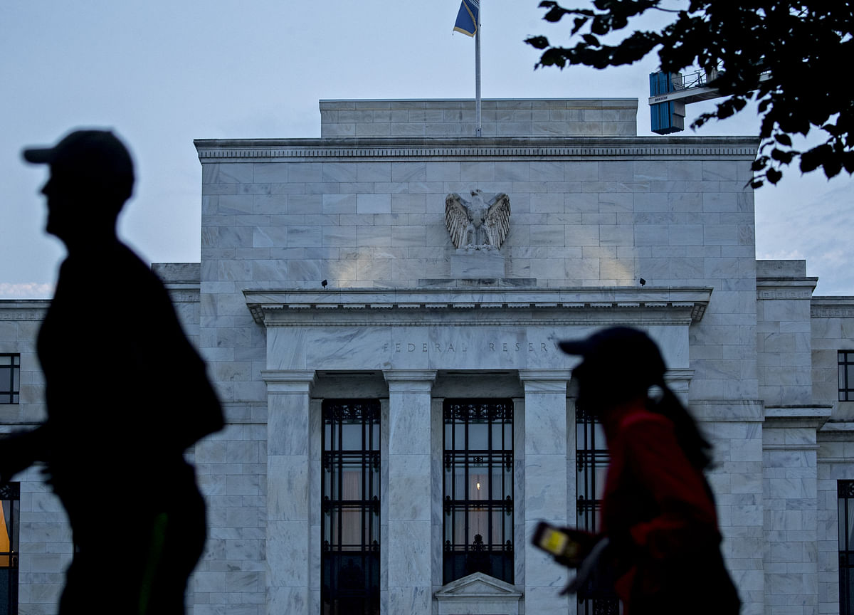 Fed May End Taper This Year Amid Regime Rethink, Pozsar Says