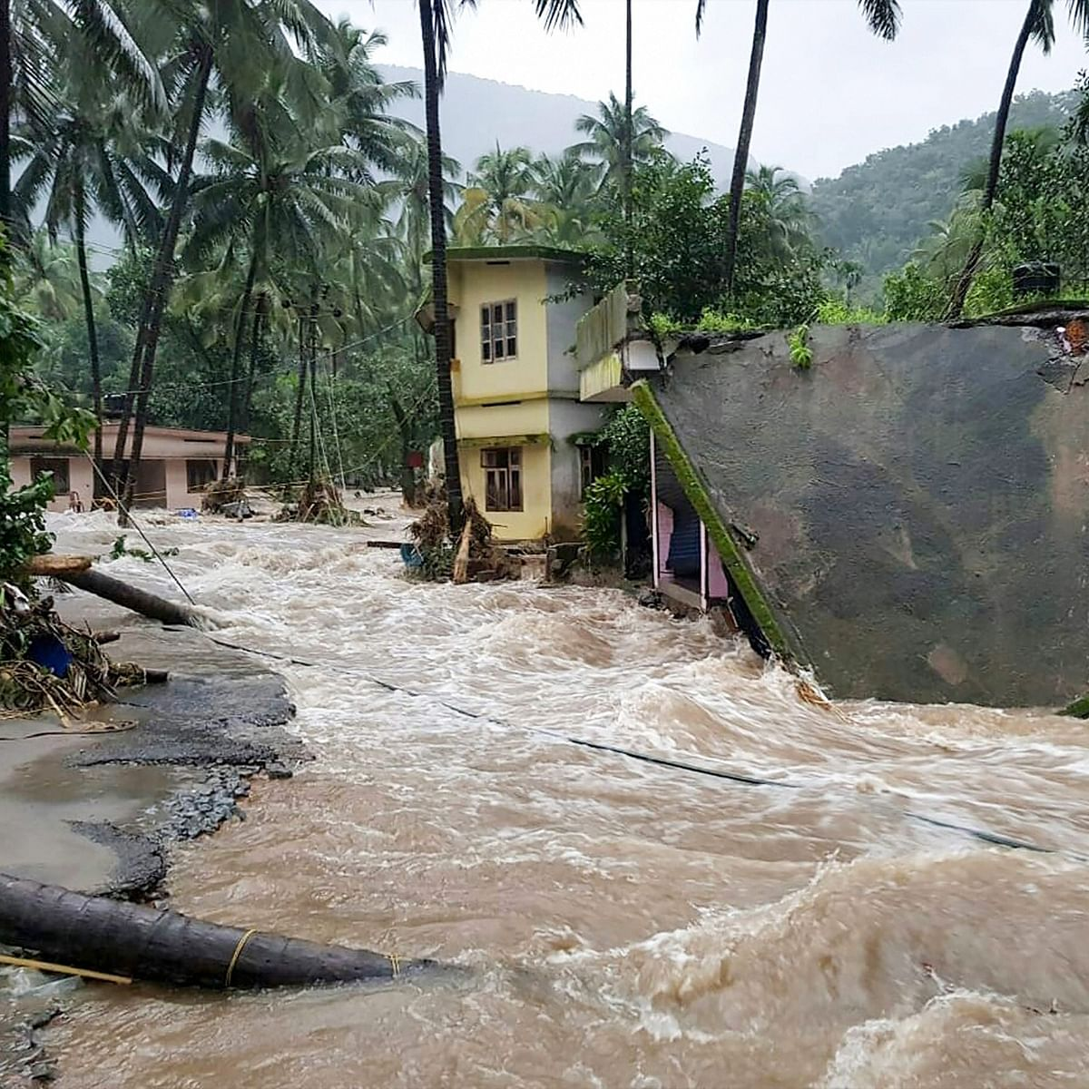 India Forms Panel To Study Natural Disaster Cess