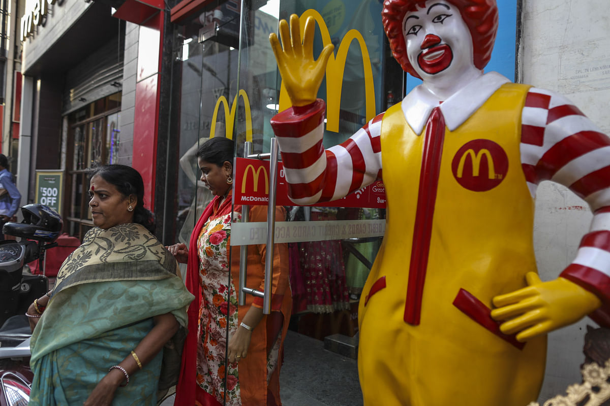 NCLAT Puts McDonald's, Vikram Bakshi Settlement On Hold