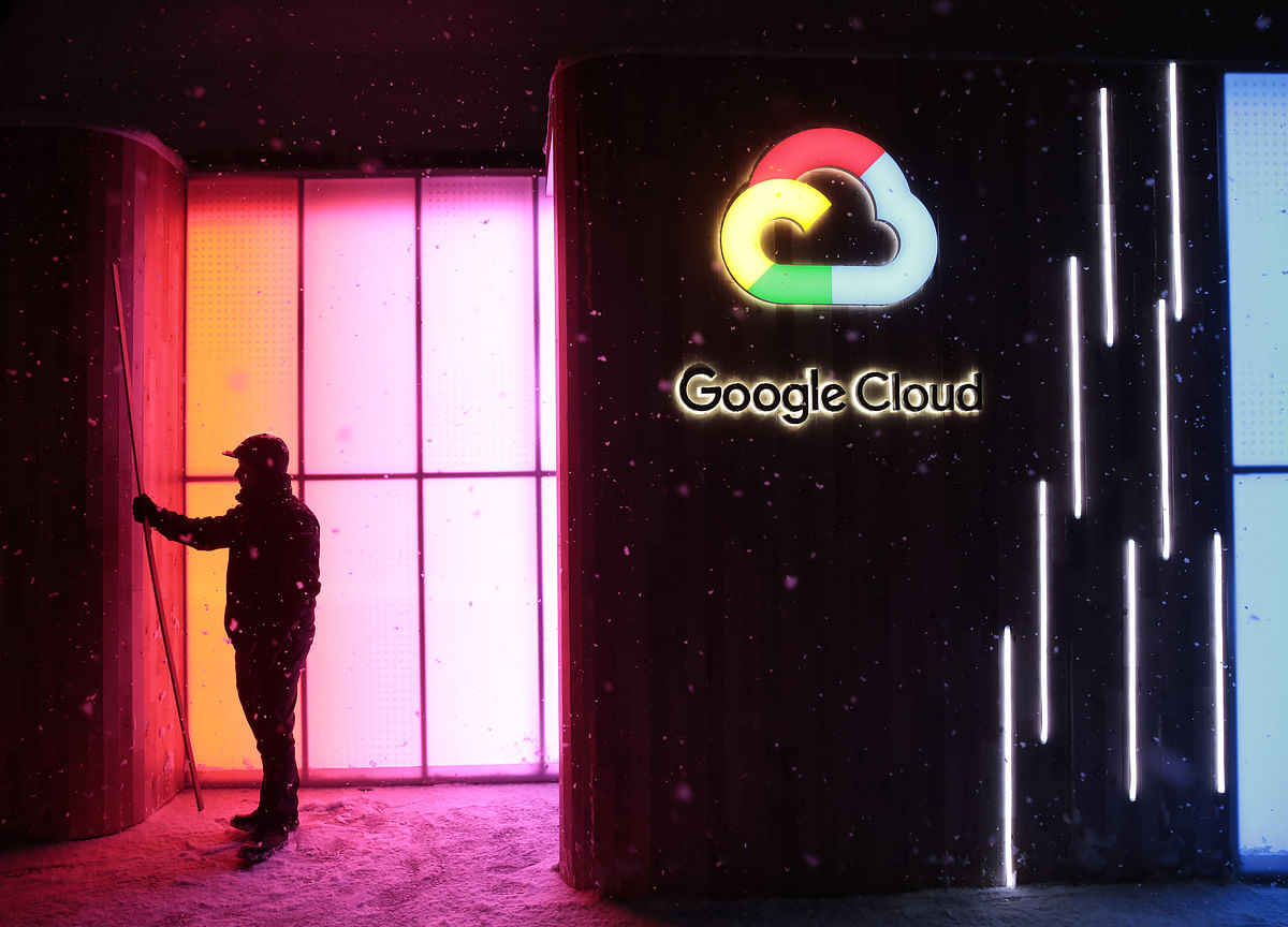 Google Is in Talks With Tencent and Inspur for China Cloud, Sources Say