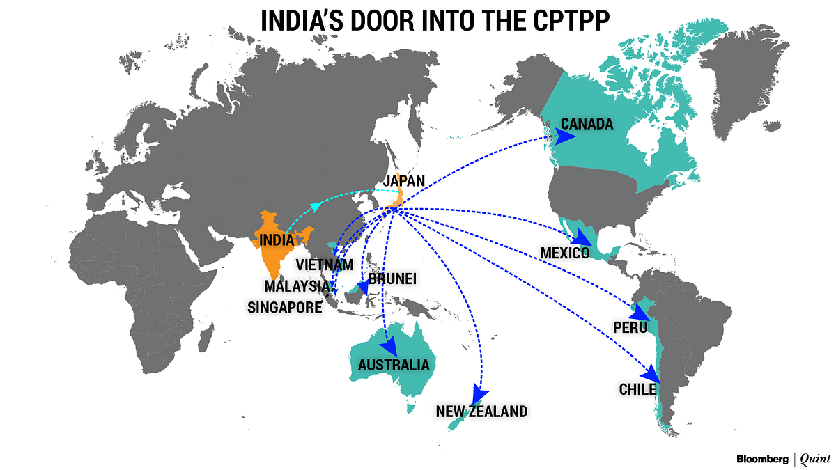 India At 71: Can India Fill A China Trade Gap?