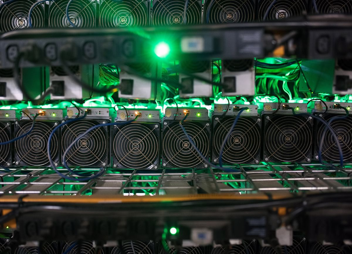With Bitcoin Sinking, Crypto Miners Just Dig Deeper