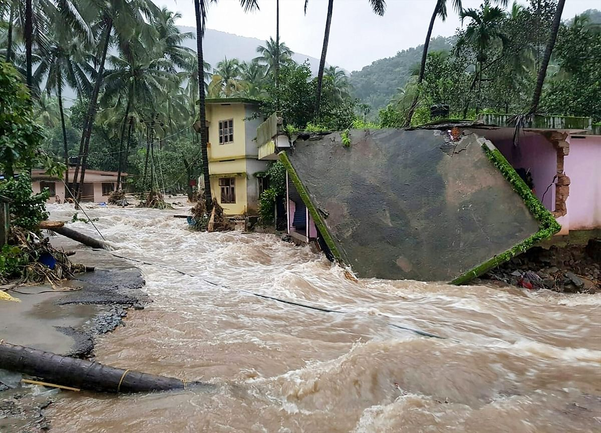 Kerala Flood Of 2018 Less Intense Than Deluge Of 1924: So Why Was Damage As Great?
