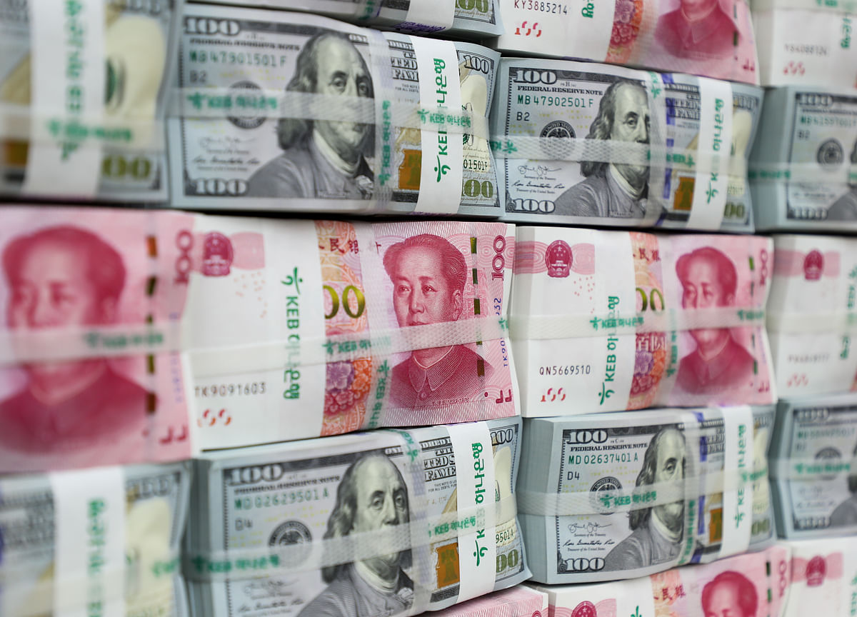 U.S. Treasury Staff Finds China Isn't Manipulating Yuan, Sources Say