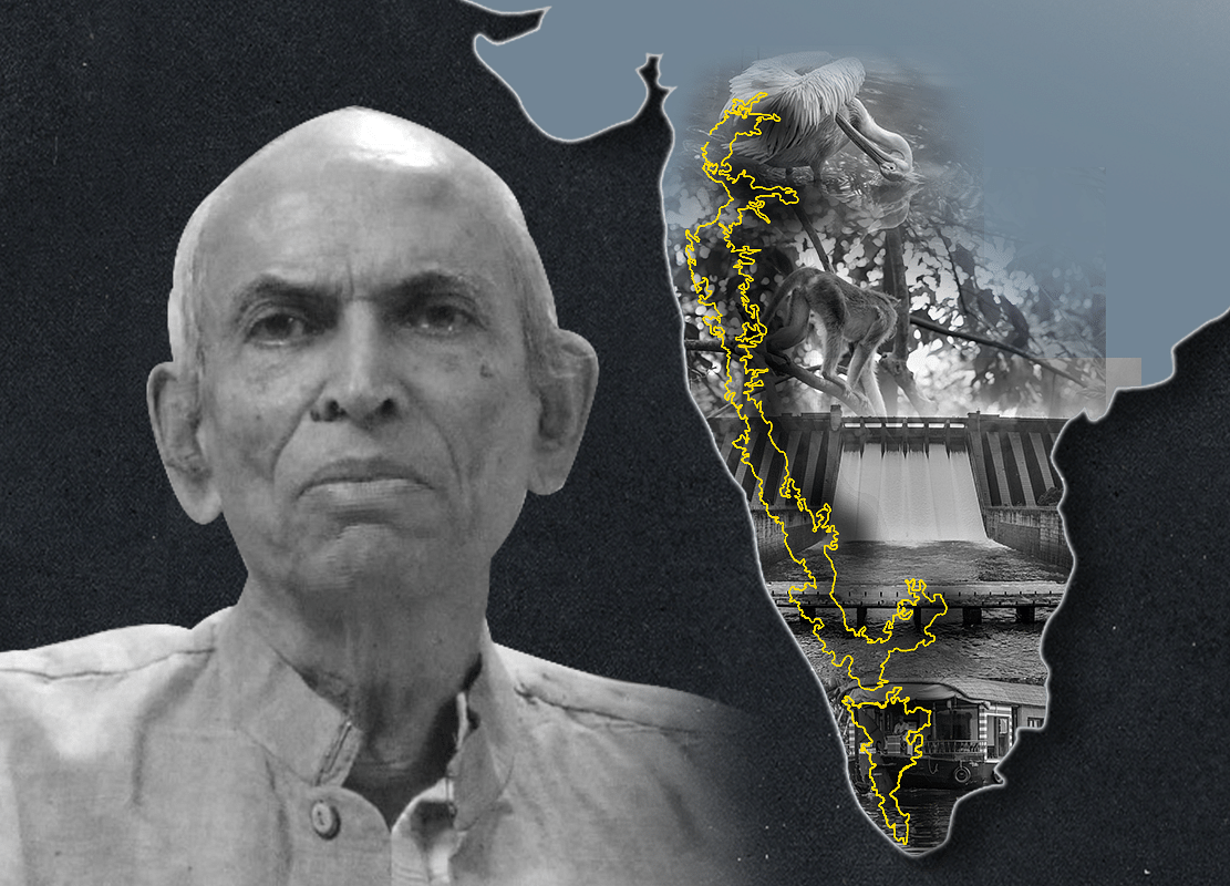 Criminal Enterprise To Blame,  Says  Ecologist Madhav Gadgil Who Foresaw Kerala Floods
