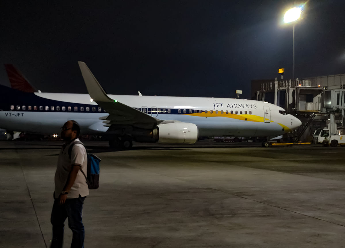 "Jet Airways' Pilots Warn Of ""Non-Cooperation"" On Salary Payment"