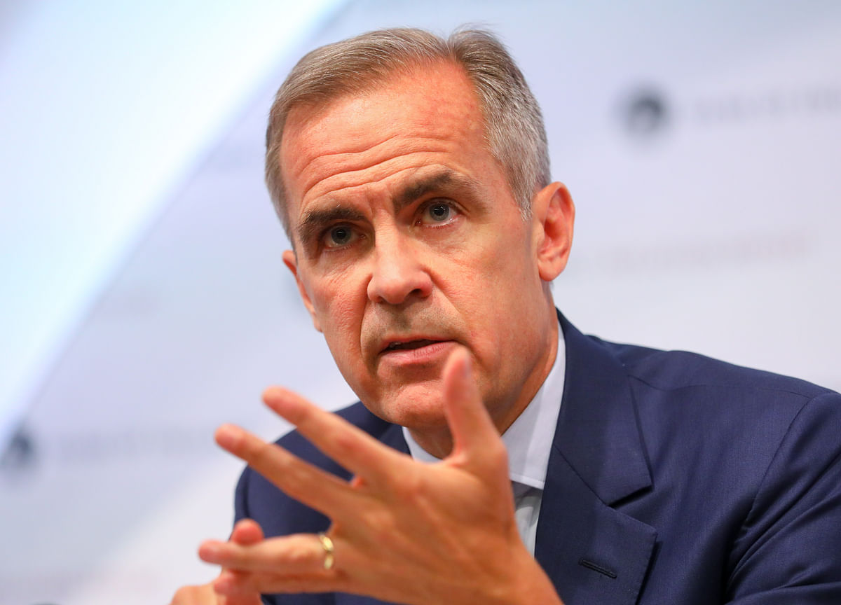 Bank of England Officials Step Out in Force After August Hike