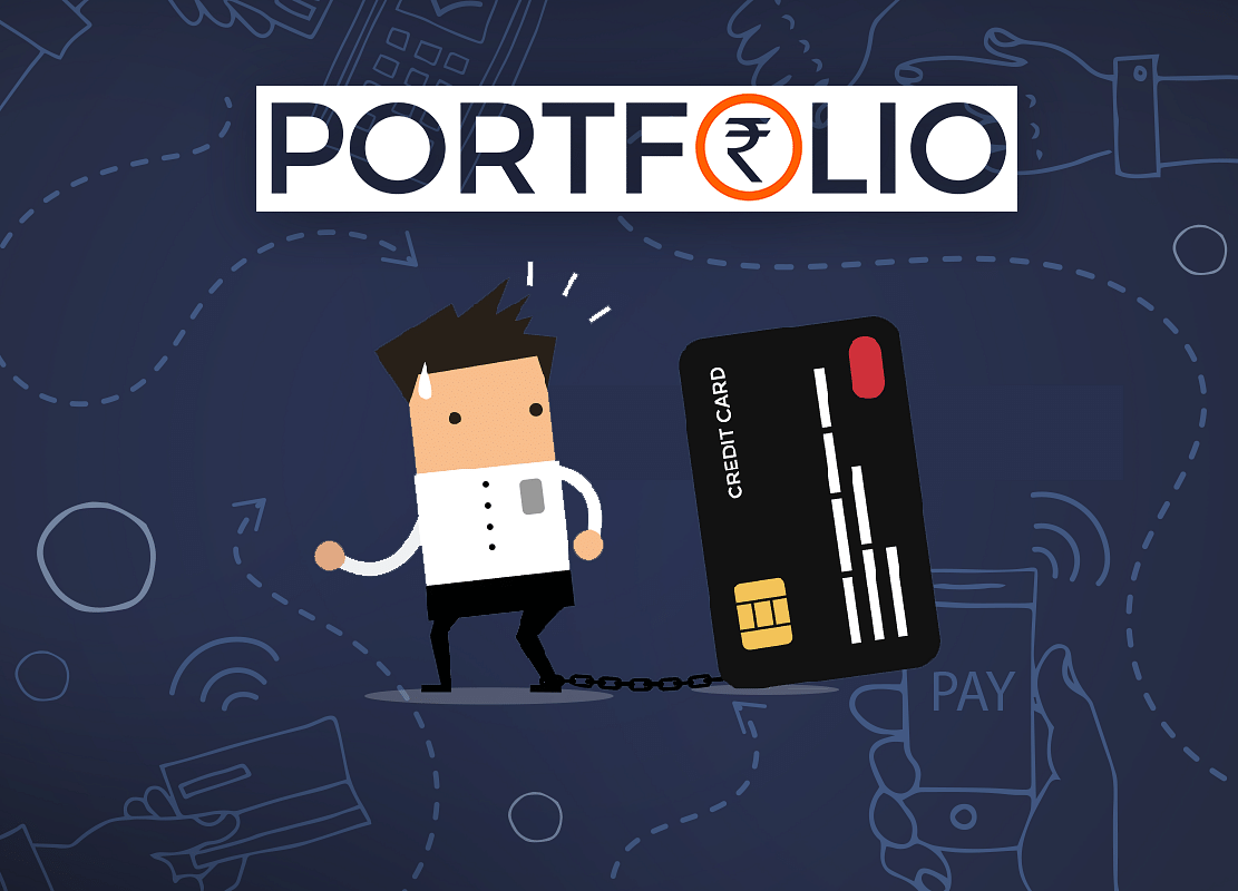 BQPortfolio: Stuck In A Credit Card Debt Trap? Here's A Five-Point Rescue Plan