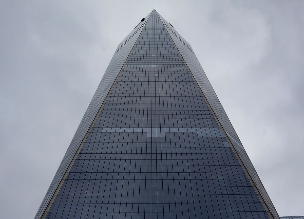 WeWork Would Top JPMorgan in NYC Office Space With 1 World Trade Center Lease