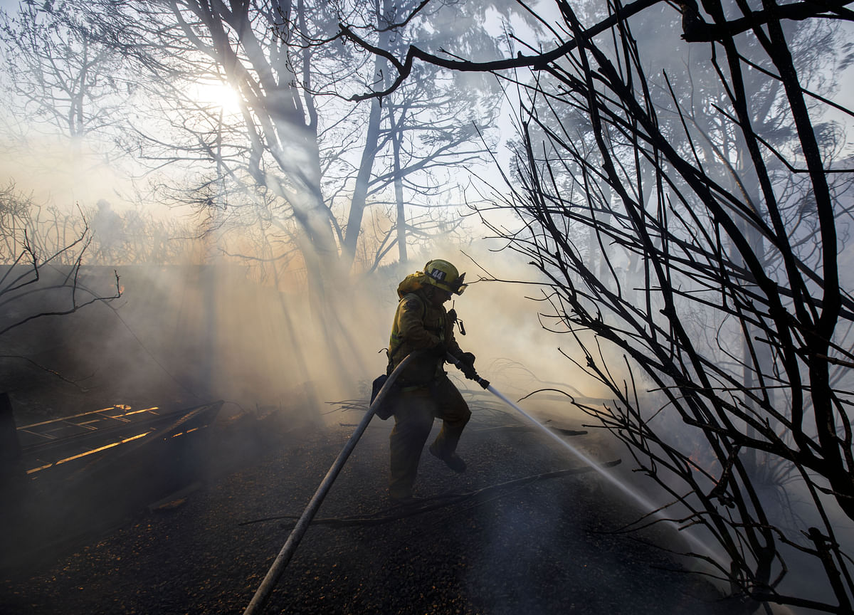 Firefighters Are the Happiest Workers in America