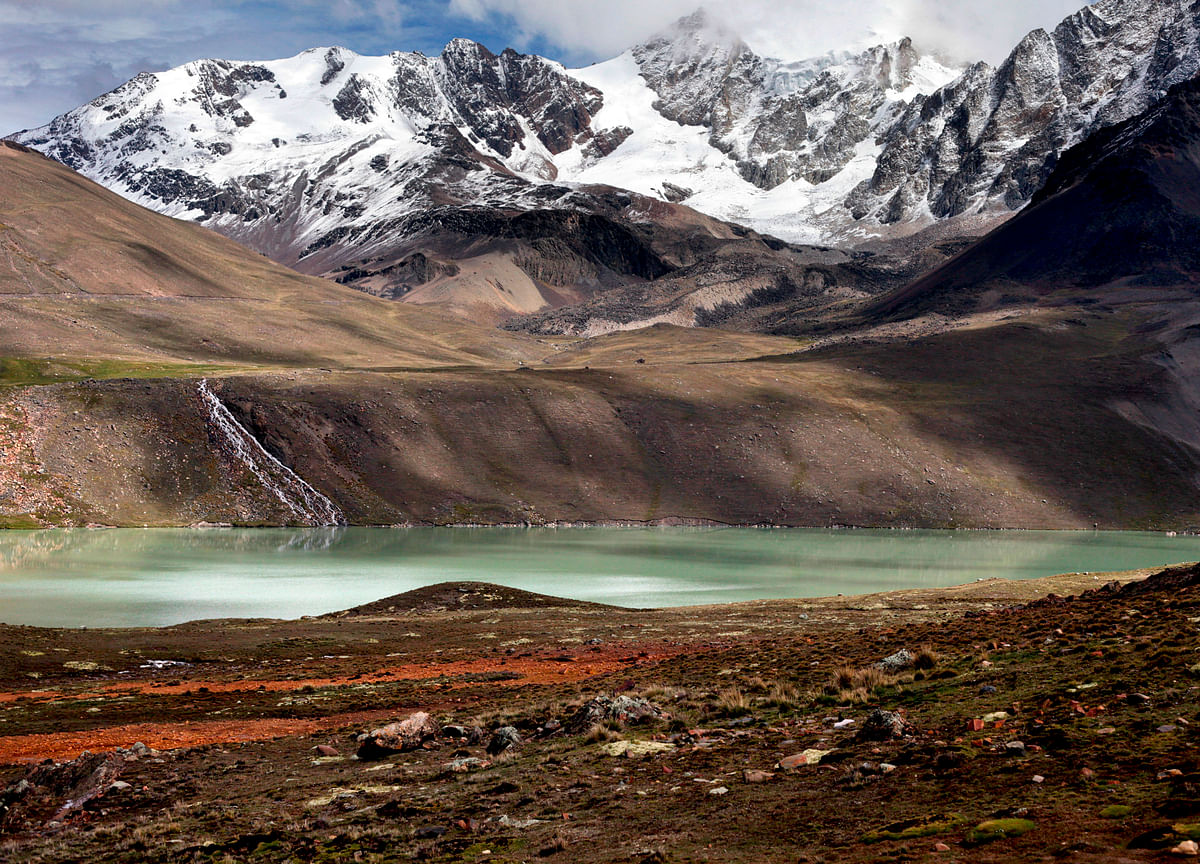 Man-Made Glaciers Could Fix the Himalayan Water Crisis