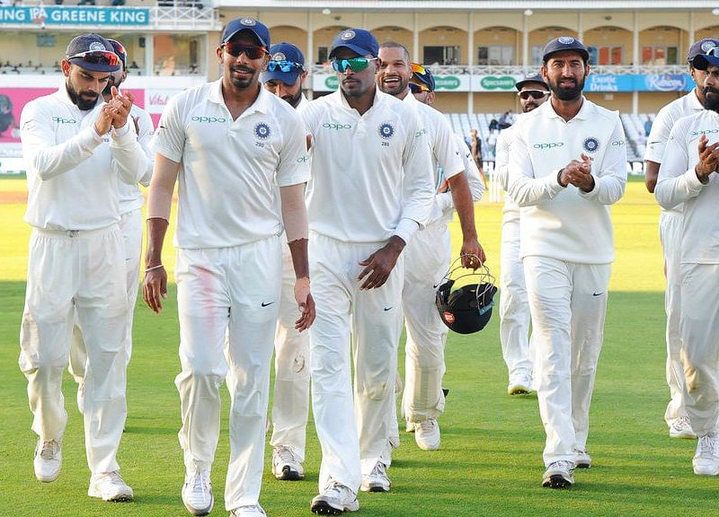 Bumrah's Fifer Helps India Thrash England by 203 Runs in 3rd Test