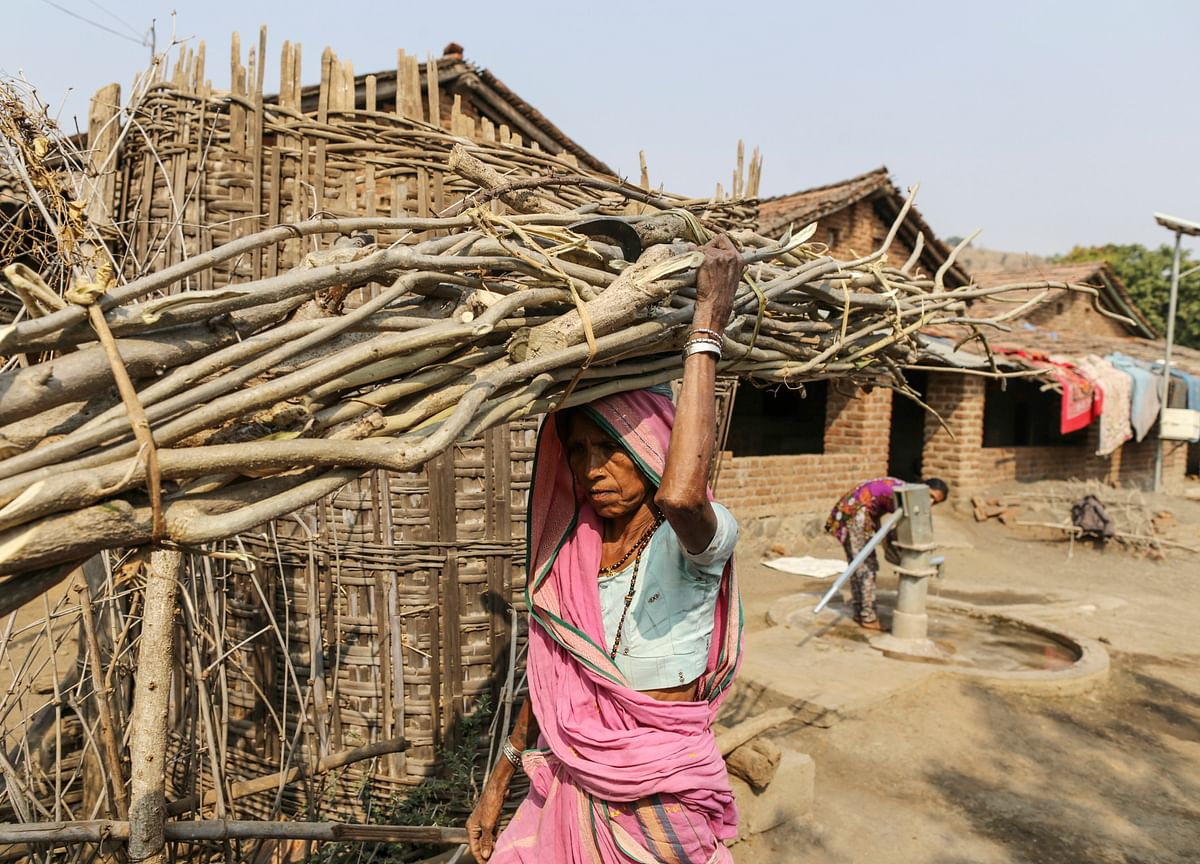 Mapping Unpaid Women's Work Is India's Answer to Jobs Puzzle