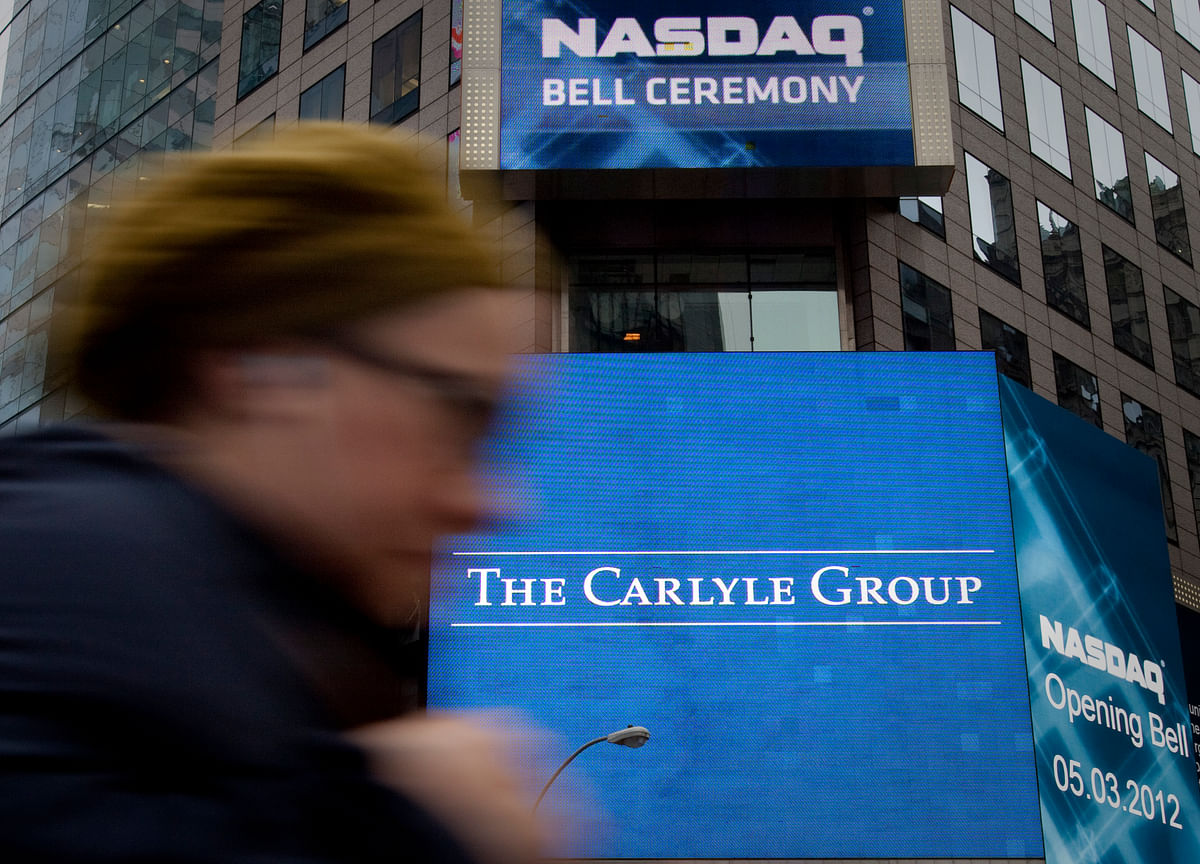 Carlyle Searches for New Managing Director in India