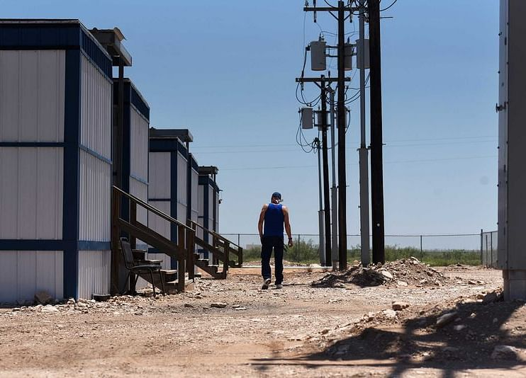 Welcome to the 'Man Camps' of West Texas
