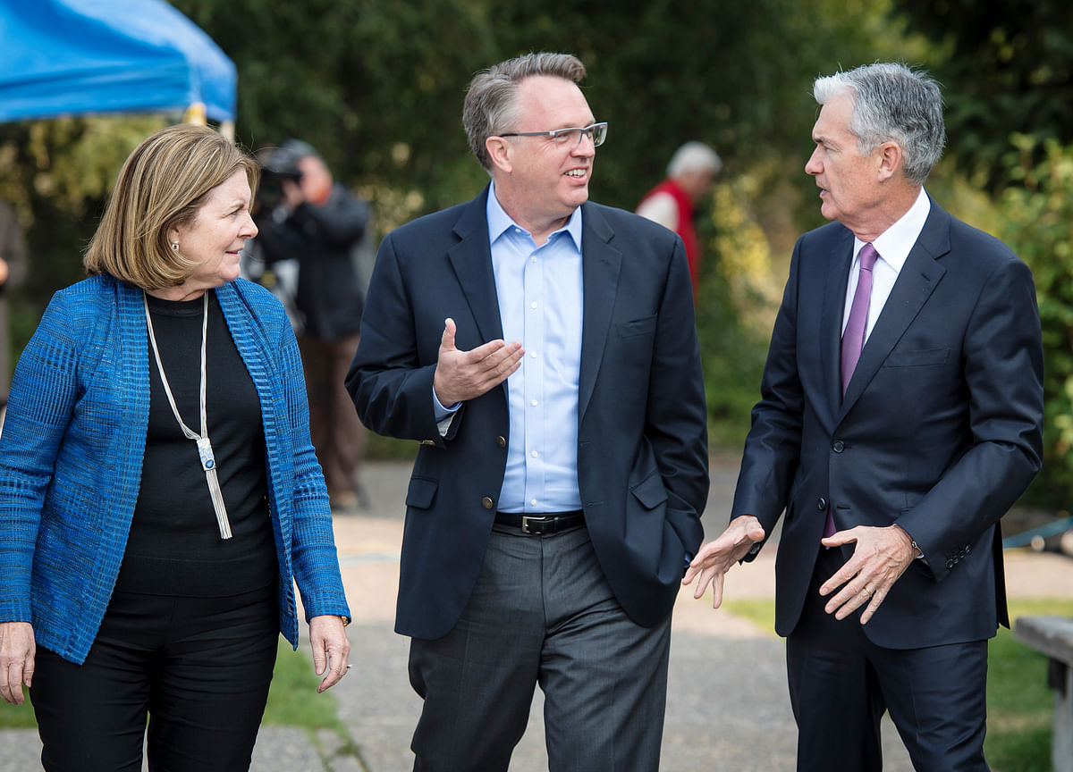 Fed Keeps Its Cool at Jackson Hole Despite Pressure From Trump