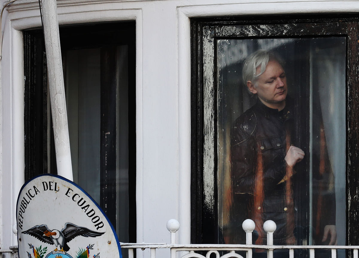 Assange May Be Ready to Take First Steps Into a Different World