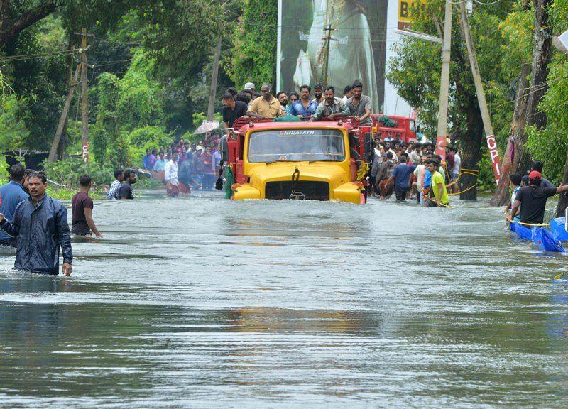 RSS And Muslim-Run NGO Work Together In Kerala