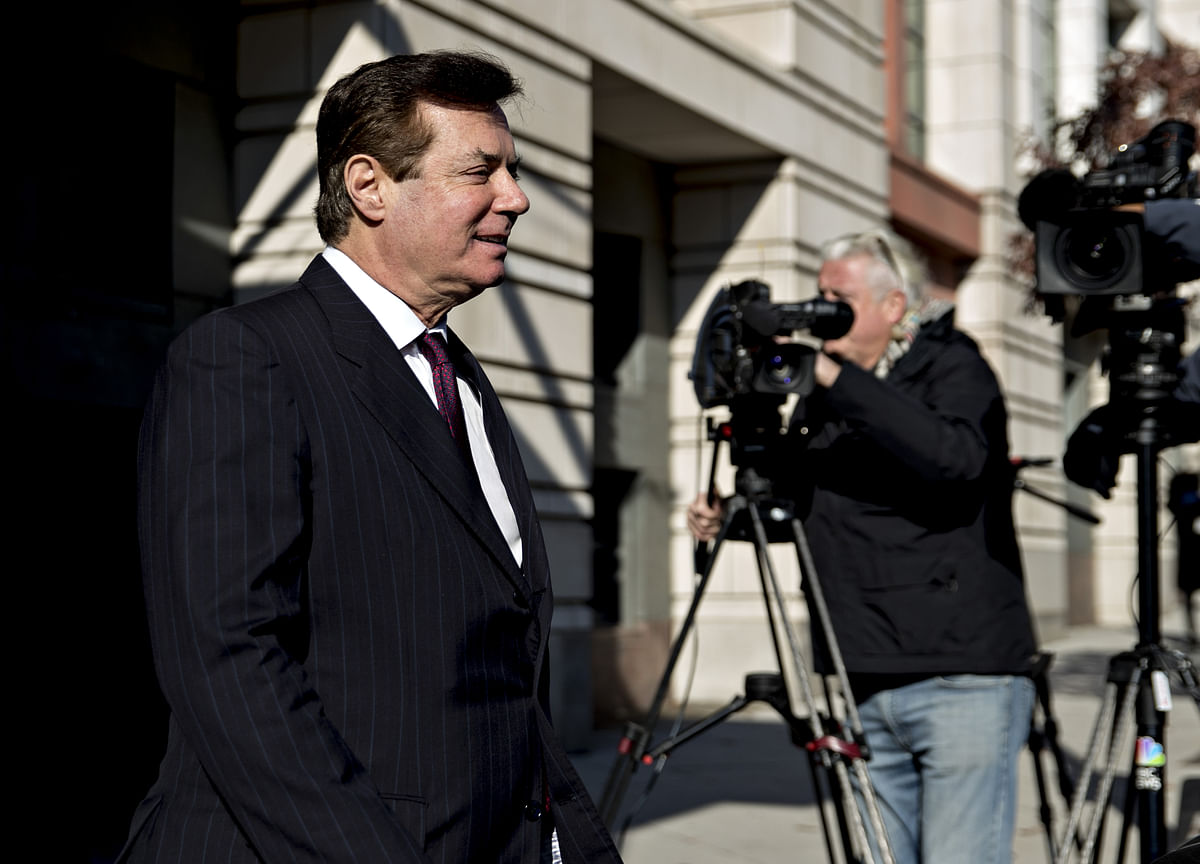 Gates Says He Committed Crimes With Manafort: Trial Update