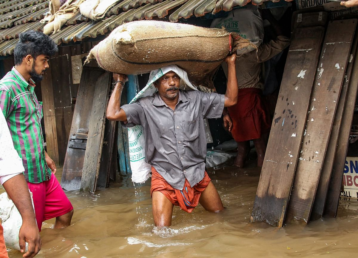 Centre Favours Additional Cess Under GST To Help Flood-Hit Kerala