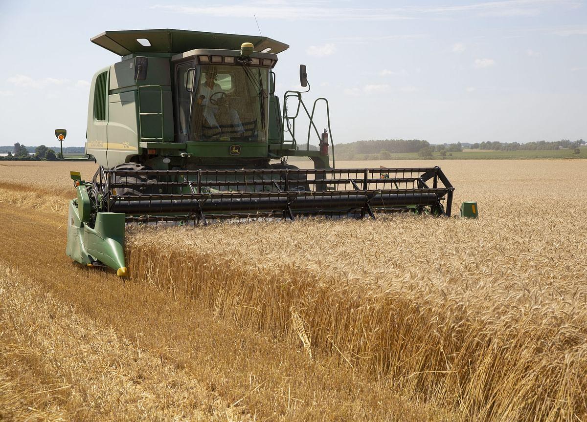 U.S. Farmland Values Hit A Record Despite Trade Fears