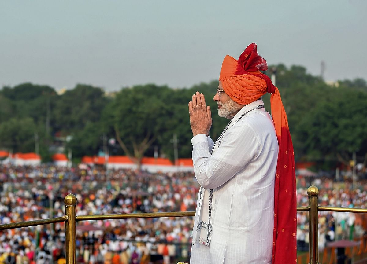 PM Modi Set To Deliver His Sixth Independence Day Speech