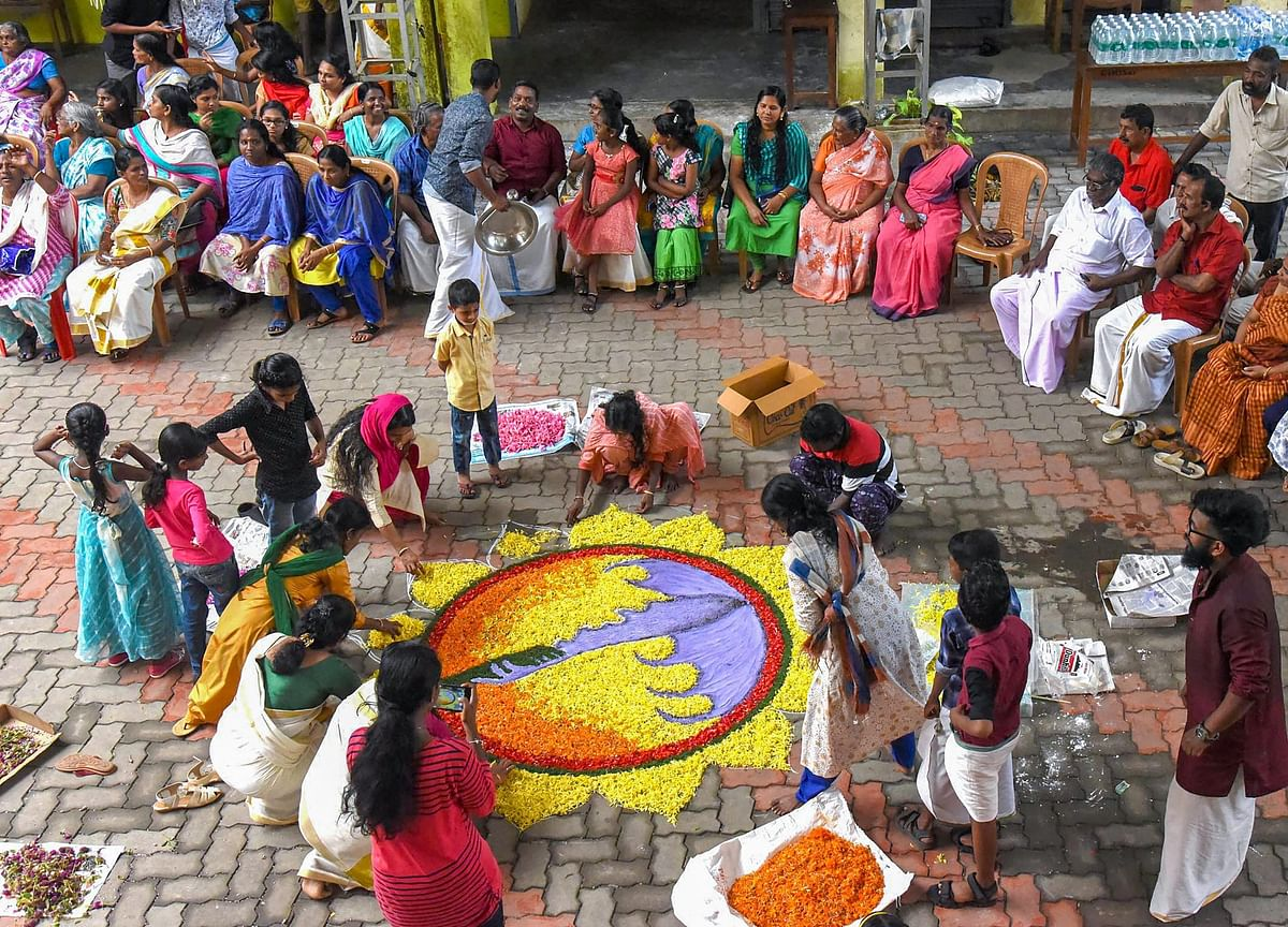 As Death Toll Climbs To 293, It Was A Grim Onam In Kerala