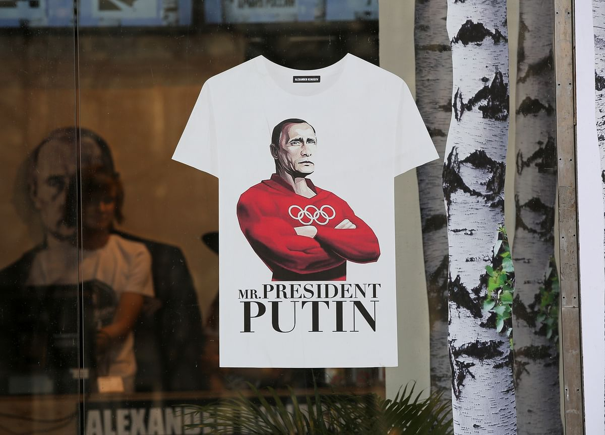 Want to Insult Putin? It Will Cost You $462