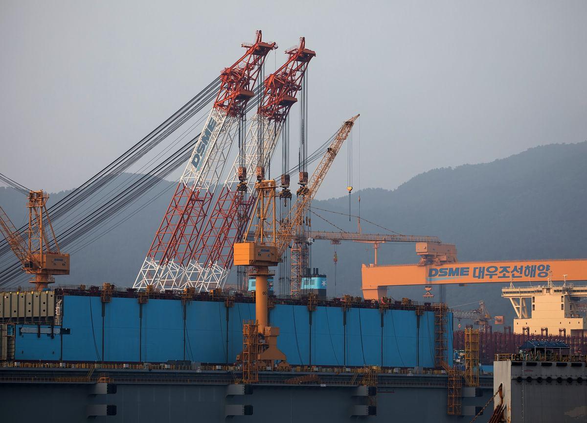 Garden Reach Shipbuilders IPO Off To A Muted Start